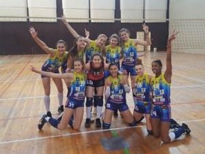 Марица вече е на първото място след втора поредна победа във Варна