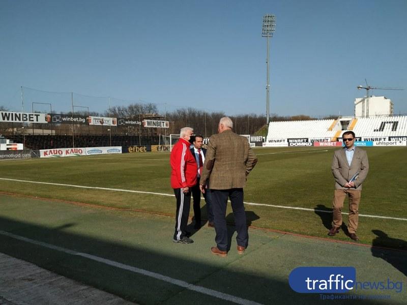 Христо Бонев: Няма да доживея ремонта на стадиона