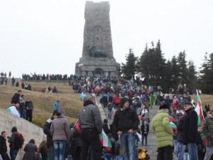 Отмениха честванията на 3-ти март на връх Шипка