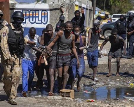 Масово бягство от затвора в Хаити! Десетки са загинали
