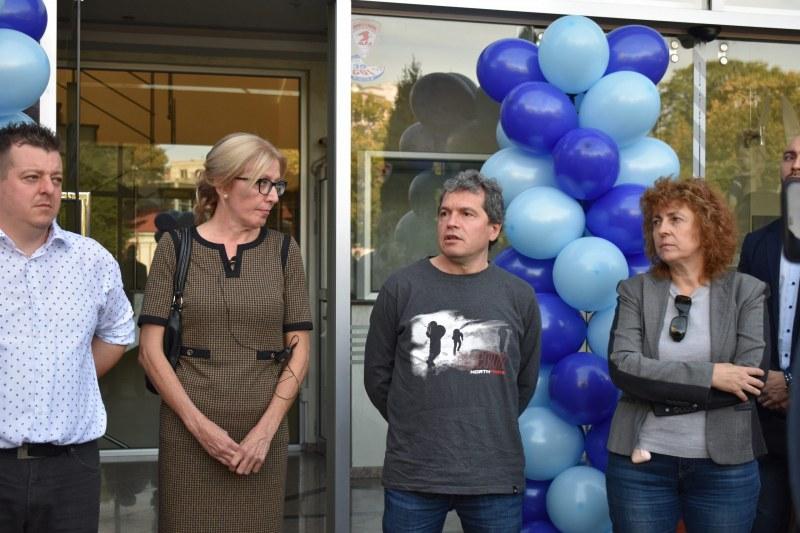 Слави пусна за водач на листата си в Пловдив един от сценаристите си