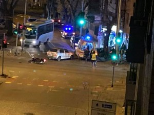 Тежка катастрофа в Кючука! Блъснат е моторист