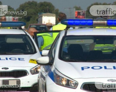 Акция на полицията в Пловдив: 1 346 нарушения, 25 отнети книжки и 17 арестувани само за ден