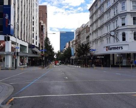 Изолираха най-големия град в Нова Зеландия заради неизвестен вид на COVID-19