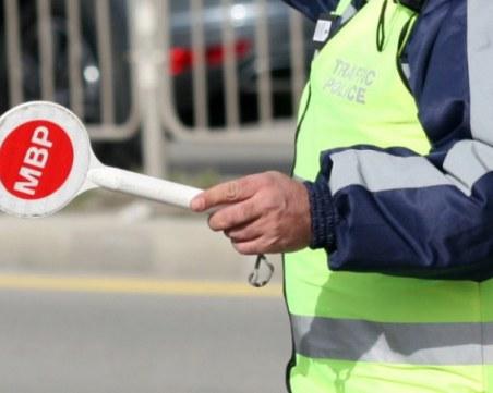 Как полицаите взимат решение дали да проверят даден шофьор за наркотици?