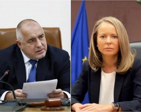 Официално: Бойко Борисов първи в Пловдив, Дани Каназирева повежда листата в областта