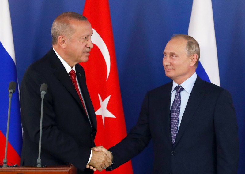 Путин и Ердоган полагат основните на Трети реактор на първата турска АЕЦ