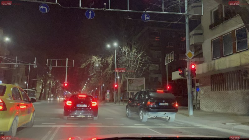 Установиха шофьорите от гонката в Пловдив, глобяват ги за няколко нарушения