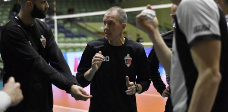 Владимир Орлов поема националния отбор на Украйна, ще води Локо до края на сезона