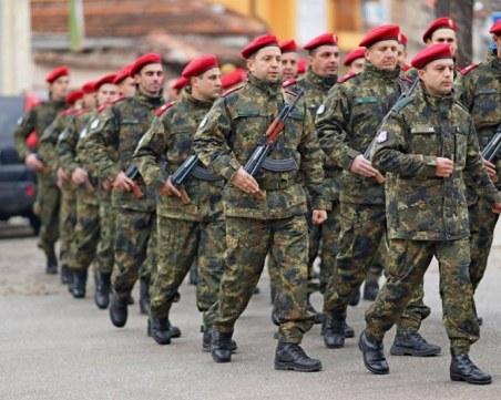 Изпращаме 120 военнослужещи в Афганистан