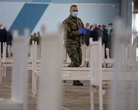 Медицинският щаб в Сърбия иска нов пълен локдаун заради ръст на заразенитe
