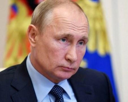 Путин: Руските ваксини действат срещу всички мутации на коронавируса