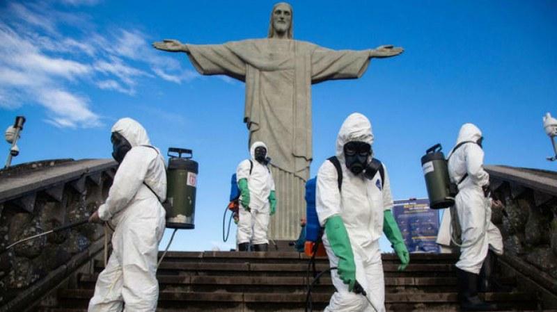 Бразилският вариант на COVID-19 може да избегне естествения имунитет