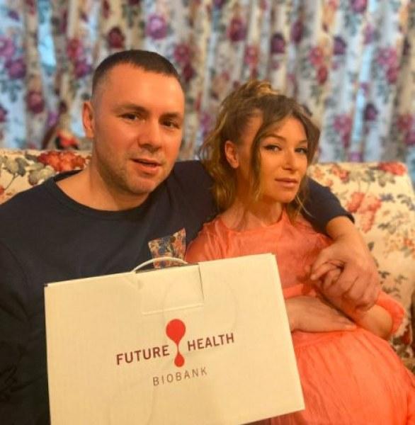 Ицо Хазарта стана баща за трети път навръх Баба Марта