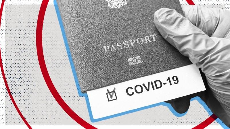 Обединеното кралство разглежда предложенията на ЕС за ваксинационен паспорт