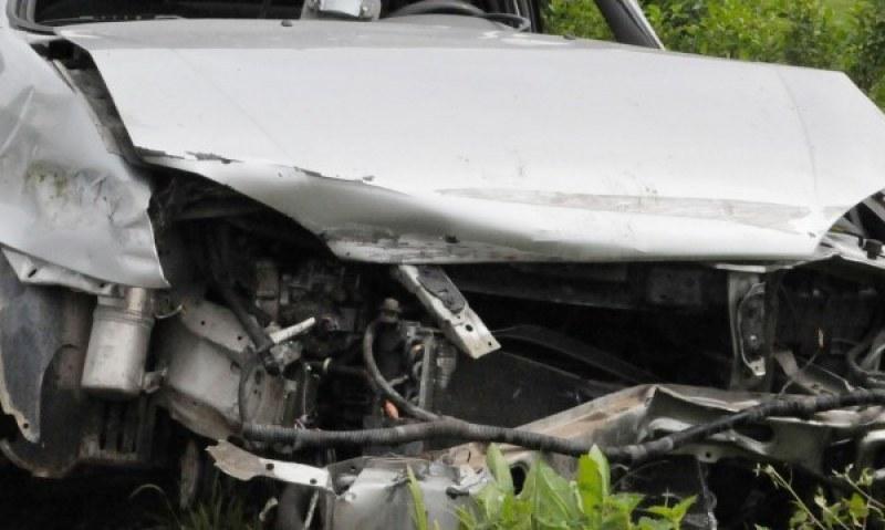 След катастрофа: 19-годишен нападна шофьор край Велинград