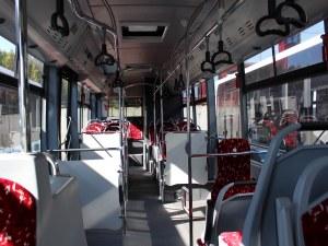 Нови автобуси тръгнаха по 8 от градските линии в Пловдив