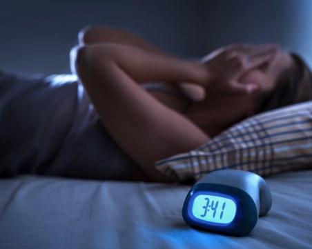 Как да заспим след събуждане?