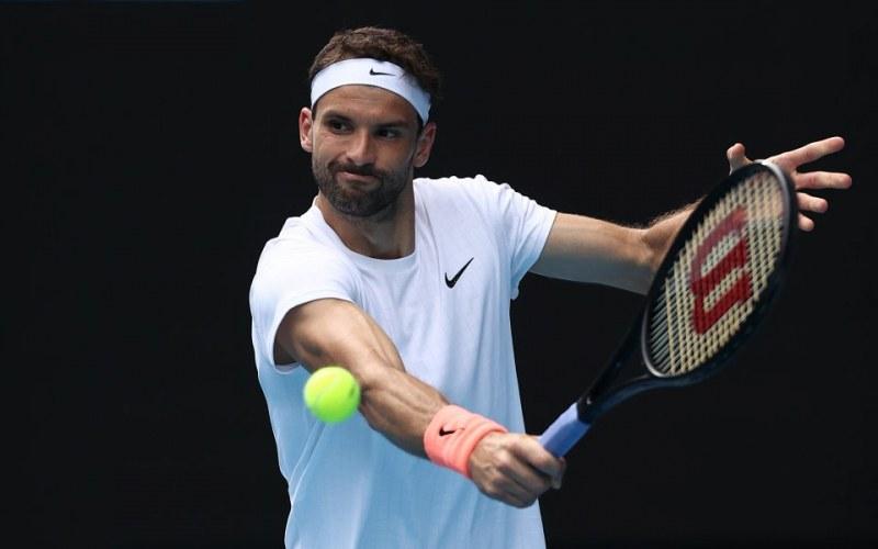 Григор Димитров ще играе и на двойки на турнира в Акапулко
