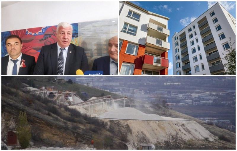ОБЗОР: Приеха бюджета на Община Пловдив, ЦИК изтегли жребия за изборите
