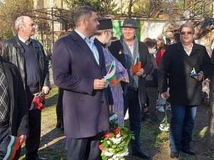 В навечерието на Трети март в Крумово се поклониха  пред паметта на загиналите