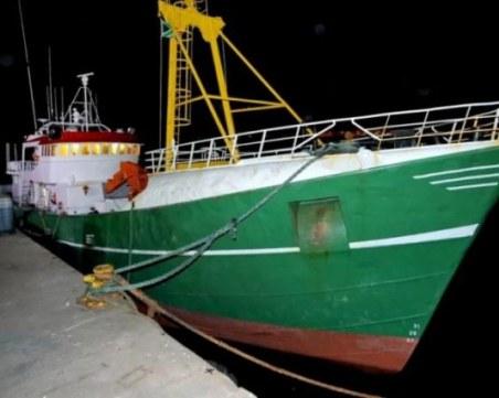 Арестуваха български моряци с кокаин за 40 млн. долара