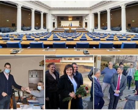 Картите са раздадени – ясни са всички кандидат-депутати от Пловдив! Кои имат шанс за парламента?