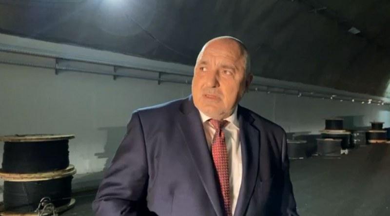 Борисов на обиколка из страната и на 3 март, инспектира тунелите на Хемус