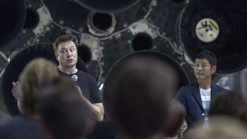 Милиардер търси осем спътници за полет до Луната