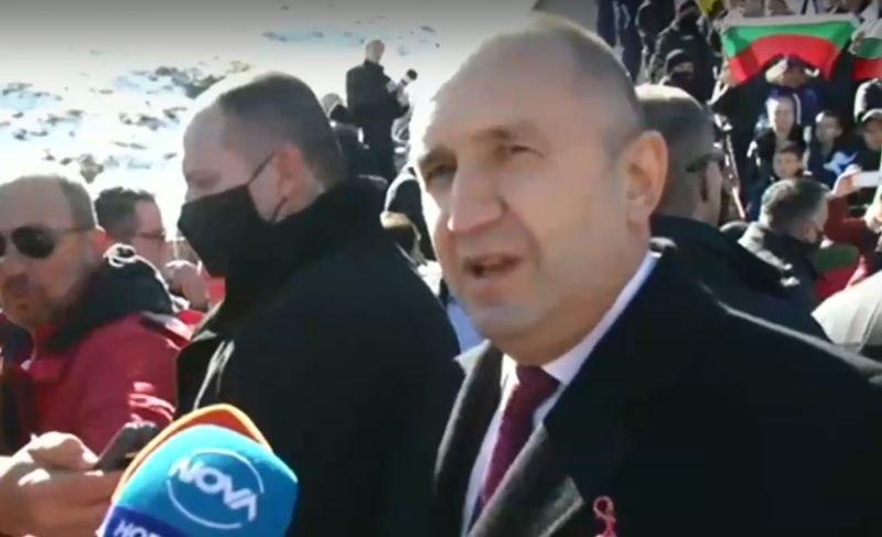 Радев от Шипка: Властта се опита да постави под карантина националната ни памет