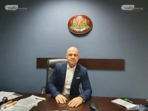 """Кметът на """"Тракия"""" Костадин Димитров е с COVID-19"""