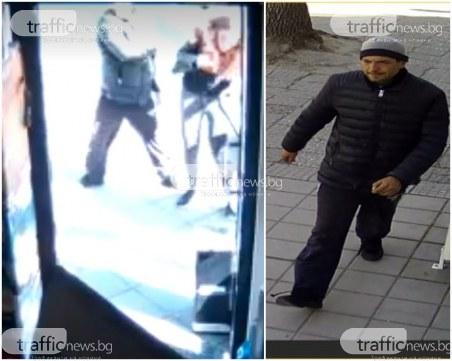 Мъж нападна майка с дете в Пловдив, заби й зверски шамар без причина