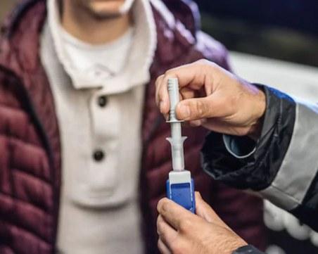 Отново: DRUGCHEK изкара дрогиран шофьор в Пловдив, който не е приемал наркотици