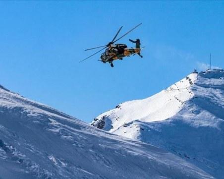 Военен хеликоптер се разби в Турция, 9 души са загинали