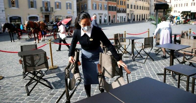 Нова карантинa заплашва Италия заради много новозаразени с COVID-19