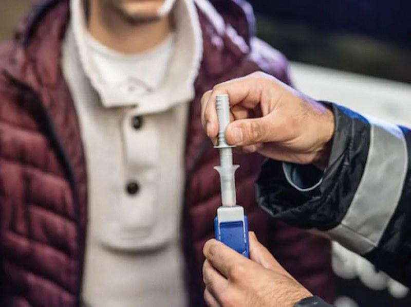 Отново: DRUGCHECK изкара дрогиран шофьор в Пловдив, който не е приемал наркотици