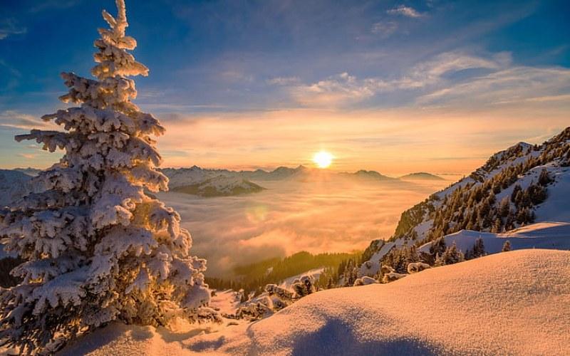 Последно слънце, иде сняг