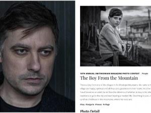 Владо Карамазов жъне световни успехи! Влезе в топ 10 на конкурс за фотографи