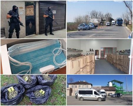 1 година Covid-19: Как се отрази пандемията на престъпността в Пловдив?