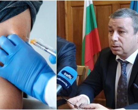 Голям интерес за ваксини в Пловдивско! Мобилните екипи в готовност да тръгнат