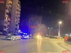 Катастрофа в Пловдив! БМВ и такси се сблъскаха на булевард