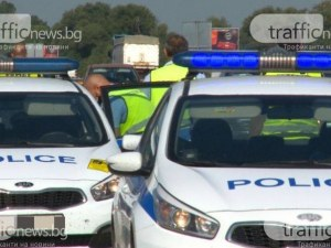Мащабна акция в Пловдивско! Санкционираха 918 шофьори и пешеходци само за 6 часа