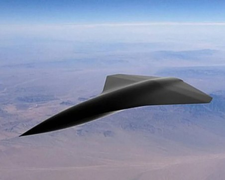 Вижте първия в света свръхзвуков дрон