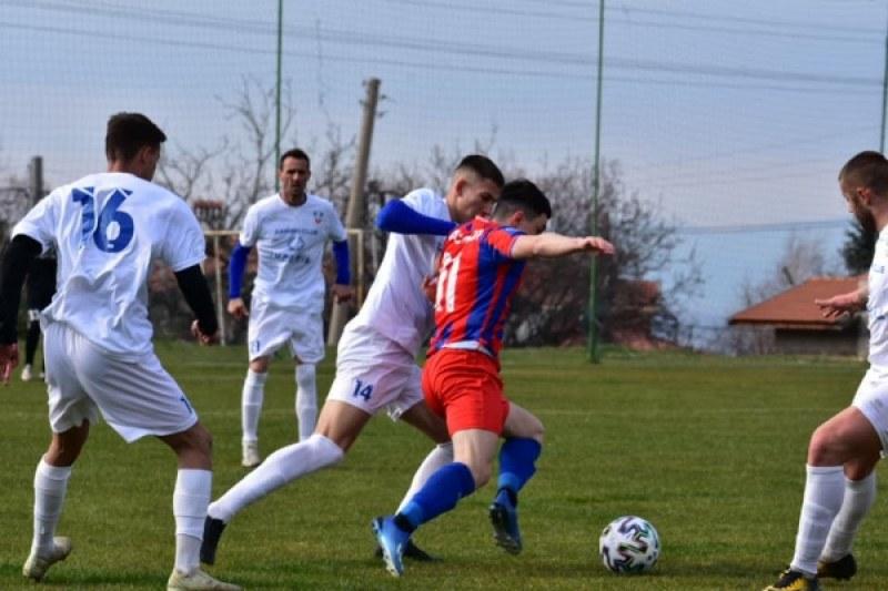 Спартак разгроми Сокол при дебюта на Чекиста