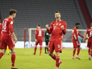 Байерн Мюнхен направи феноменален обрат срещу Борусия Дортмунд