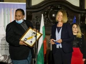 Четвъртокурсник от ПУ стана студент на годината
