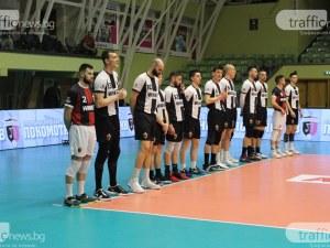 Волейболният Локомотив спечели втората осмица с категоричен успех в Луковит