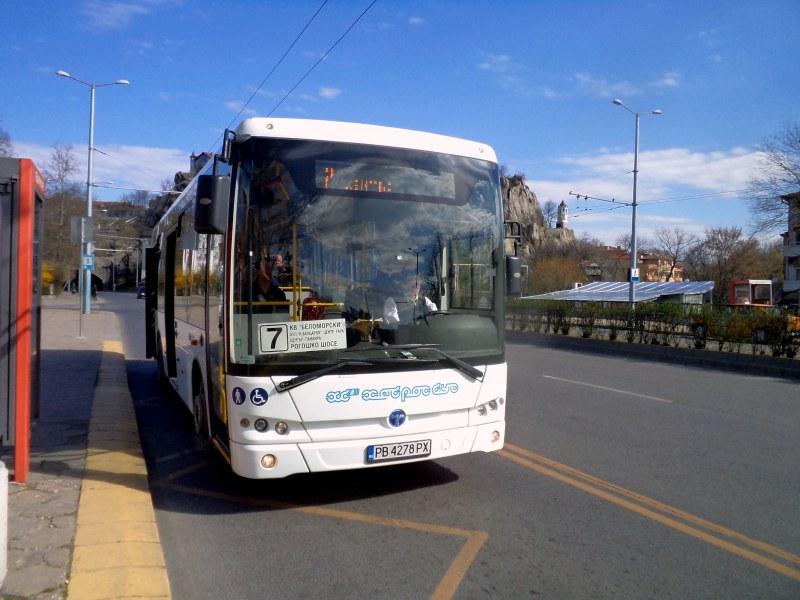 В Пловдив пускат допълнителни автобуси по 6 линии заради Голяма задушница