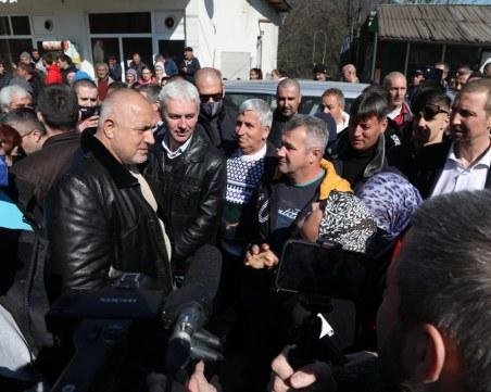 Борисов: И Радев е в предизборна кампания