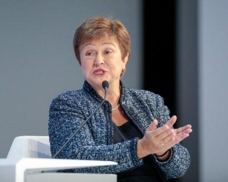 Кристалина Георгиева попадна в класация за 100-те най-влиятелни жени
